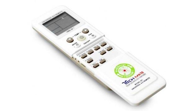 Remote Máy Lạnh Techmate Rcac-01 Đa Năng