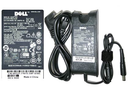 Bộ Sạc Laptop Adapter Dell 4.62A