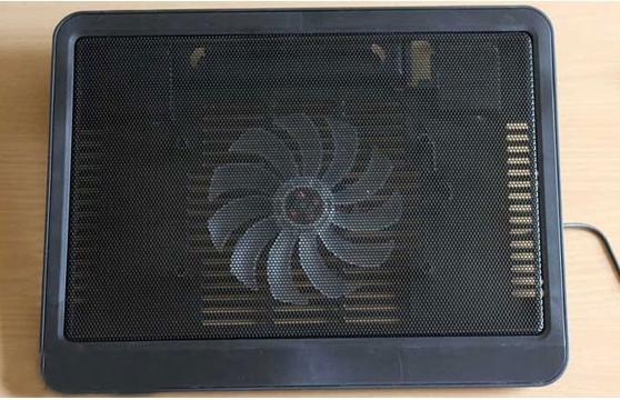 Đế Tản Nhiệt Laptop Notebook Cooler N191 Cực Êm
