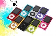 Máy Nghe Nhạc Mp4 Ipod Thời Trang Cao Cấp