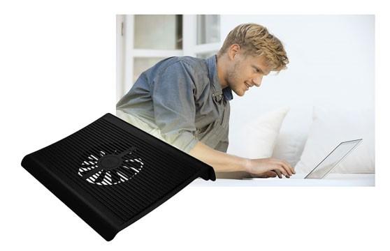 Đế Tản Nhiệt Laptop Deepcool N20 Siêu Mát