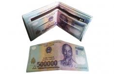 Bóp Ví Nam Hình 500K Cao Cấp