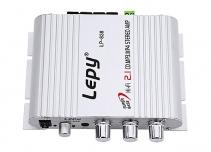 Ampli Mini Lepy Hi-Fi 2.1 Lp-838 Cao Cấp + Kèm Adapter