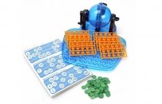 Bộ Đồ Chơi Lô Tô Bingo Lotto Trí Tuệ Cho Cả Nhà