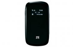 Bộ Phát Wifi 3G/4G Từ Sim Zte E5 Có Lcd Và Pin Rời