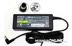 Bộ Sạc Laptop Adapter Sony 19.5V 3.9A