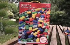 Bộ Xếp Hình Lego 1000 Chi Tiết Cho Bé Cao Cấp