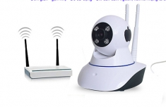 Bộ Camera Smart Ip Wifi Robo 2 Anten