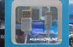 Cáp Sạc Iphone 5 - 6 Arun Chính Hãng