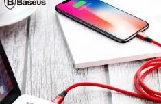 Cáp Sạc Nhanh Baseus Usb Type C - Lightning Cho Iphone 8/ 8 Plus/ Iphone X