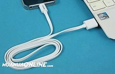 Cáp Sạc Nhanh Iphone Remax Chính Hãng (5, 5S, 6, 6 Plus)