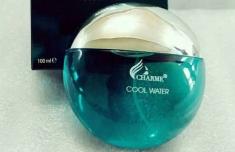 Nước Hoa Nam Charme Cool Water 100Ml