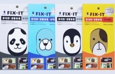 Bộ 2 Miếng Dán Tiện Lợi Fix-It Hàn Quốc Đa Chức Năng
