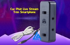 Thiết Bị Live Stream Xox Ma1