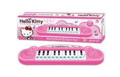Đàn Piano Hình Chú Mèo Hello Kitty Cho Bé
