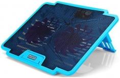 Đế Tản Nhiệt Laptop Coolcold K24 2 Quạt Lớn Siêu Trâu