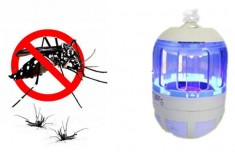 Đèn Bắt Muỗi Và Côn Trùng Mzx-999 Có Đèn Và Quạt Hút