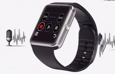Đồng Hồ Thông Minh Smartwatch Gh08 Gắn Sim Chính Hãng