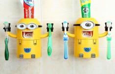 Dụng Cụ Lấy Kem Đánh Răng Hình Minion Ngộ Nghĩnh