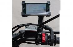 Giá Đỡ Điện Thoại, Smartphone Trên Tay Lái Xe Máy, Mô Tô