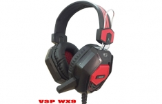 Headphone Chuyên Game Vision Vsp Wx9 Led