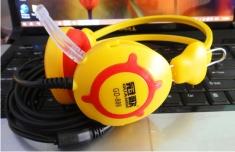 Headphone Siêu Trâu Vàng Gd-888