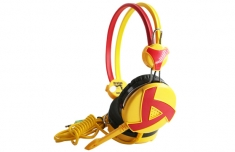 Headphone Siêu Trâu Vàng Newmen