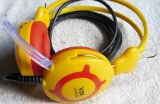 Headphone Siêu Trâu Vàng V2K 9999 Loại 1
