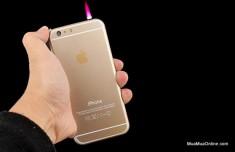 Hộp Quẹt Bật Lửa Hình Điện Thoại Iphone 6