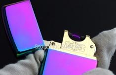 Hộp Quẹt Zippo Tia Lửa Điện Plasma Sạc Điện Cao Cấp
