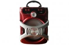 Loa Bluetooth Karaoke Xách Tay Di Động P86 Tặng Kèm Mic Cực Hay