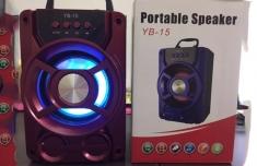 Loa Bluetooth Xách Tay Yb-15