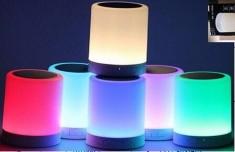 Loa Bluetooth Ym-388 Cảm Ứng Đèn