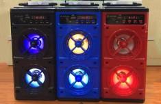 Loa Nghe Nhạc Bluetooth Cắm Thẻ Nhớ, Usb B9 Jhw-909 Nghe Hay