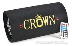 Loa Nghe Nhạc Usb Thẻ Nhớ Crown 5 Đế Cỡ Số 5 Bass Mạnh
