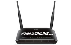 Modem Phát Sóng Wifi Dlink 612 300Mbps Chính Hãng