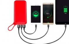 Pin Sạc Dự Phòng Baseus Lv152 20.000Mah Cho Smartphone/ Tablet/ Macbook