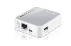 Thiết Bị Phát Sóng Wifi Tp-Link Mr3020 3G/4G Tích Hợp Phát Wifi Từ Usb 3G