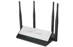 Thiết Bị Phát Sóng Wifi Wavlink N300 Ws-Wn 521N2P 4 Anten