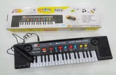 Trò Chơi Cây Đàn Piano Cho Bé Mq3700 Có Micro Đánh Đàn Chỉnh Âm