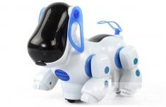 Trò Chơi Chú Chó Robot A333-67 Biết Hát, Biết Múa