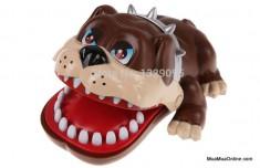 Trò Chơi Khám Răng Chó Bull Loại Lớn