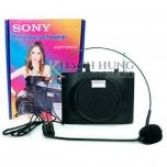 Loa Trợ Giảng Sony Sn-898 Cống Suất Lớn 15W Kèm Đầy Đủ Phụ Kiện