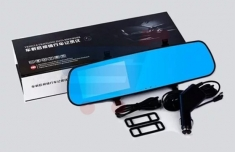Camera Hành Trình Gương Chiếu Hậu Hd Vehicle Traveling Data Recorder