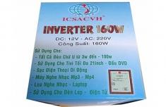 Bộ Đảo Điện Inverter 12V Ra 220V 160W