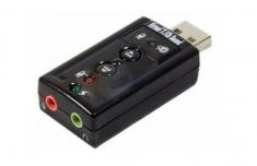 Usb Ra Sound 7.1 3D Chanel Apple Ra 2 Lỗ