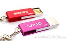 Usb Sony Xoay 64Gb Chính Hãng