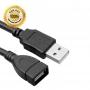 Cable USB Nối Dài Chống Nhiễu Dây Dài 1.5M