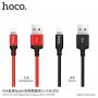 Cáp Sạc Hoco X14 Cổng Lightning Dùng Cho IPhone Dài 1m