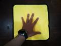 Khăn Lau Xe Microfiber 2 Lớp Chuyên Dụng Vải Bông Mềm Thấm Hút Cực Tốt 30x30cm